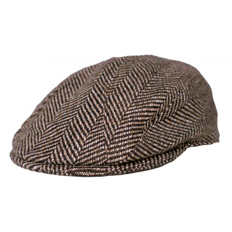 Woolbone flatcap