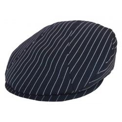 Zebra flatcap